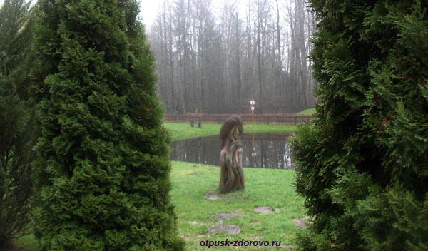 Беловежская Пуща. Резиденция Деда Мороза, Беларусь