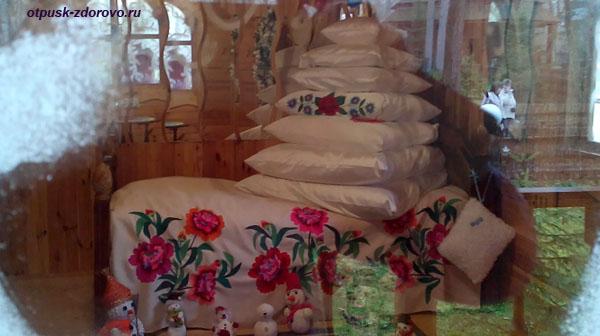 Дом Снегурочки. Беловежская Пуща. Резиденция Деда Мороза, Беларусь