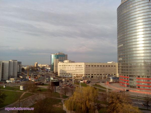 Утро в Минске
