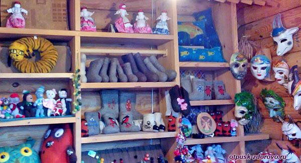 Валенки и другие валяные изделия из войлока, Дудутки, Беларусь