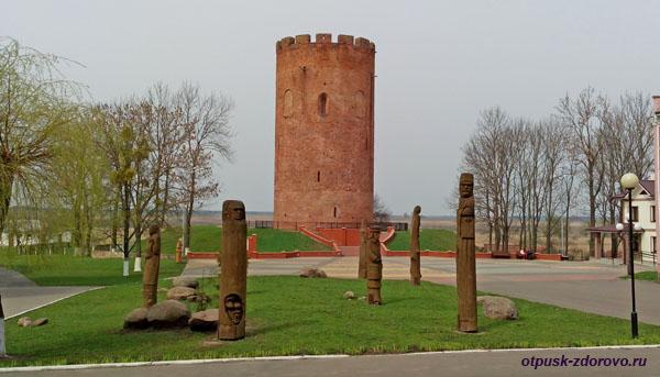 Город Каменец и окрестности. Каменецкая Башня