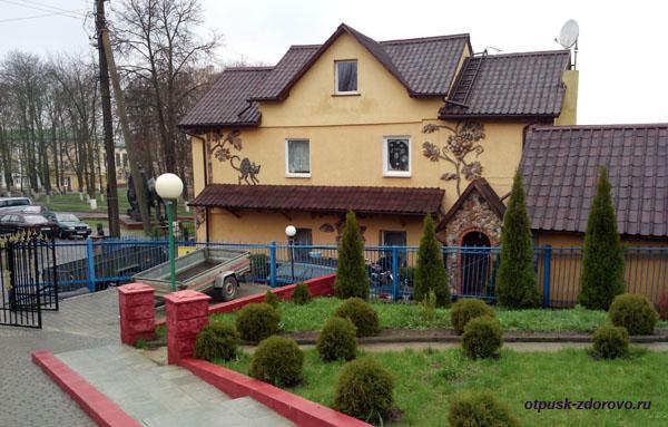 Город Каменец и окрестности. Брестская область