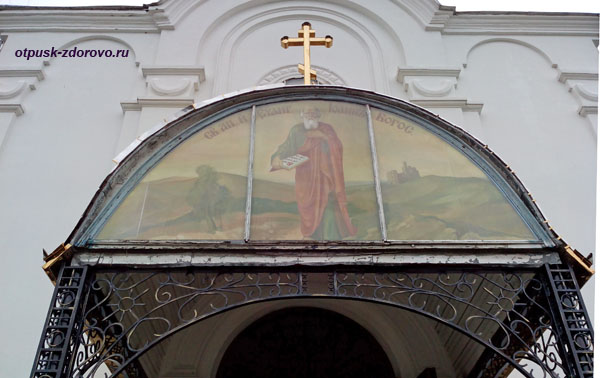 Свято-Симеоновская церковь в городе Каменец (храм святого Симеона)