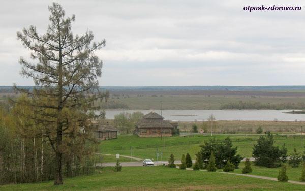 Усадьба Тадеуша Костюшко рядом с Коссовским замком, Коссово, Беларусь