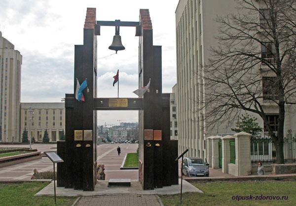 Колокол Нагасаки, Минск, Беларусь