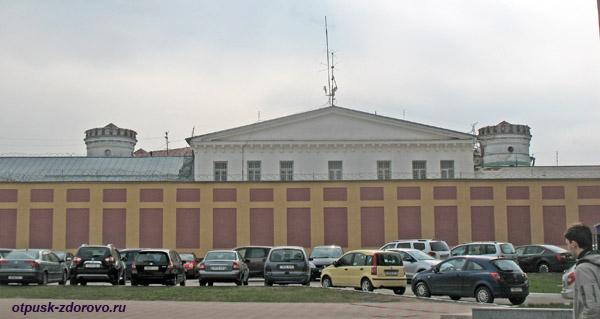 Пищаловсеий замок - городская тюрьма, Минск, достопримечательности