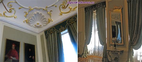 Парадный зал, Мирский замок, Мир, Беларусь