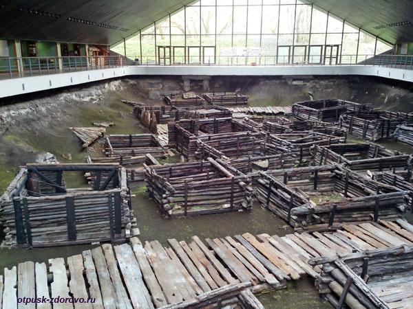 Археологический музей Берестье в Бресте, Беларусь