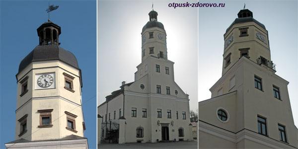 Несвижская ратуша, Достопримечательности, Несвиж, Беларусь