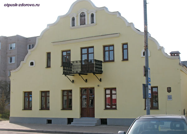 Старинный дом на рынке, Достопримечательности, Несвиж, Беларусь