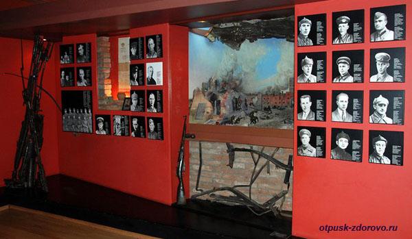 Музей истории и обороны Брестской Крепости, Беларусь