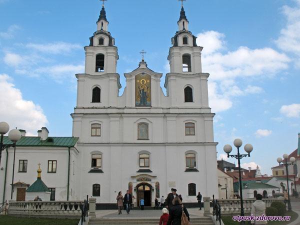 Свято-Духов кафедральный собор в Минске, Беларусь