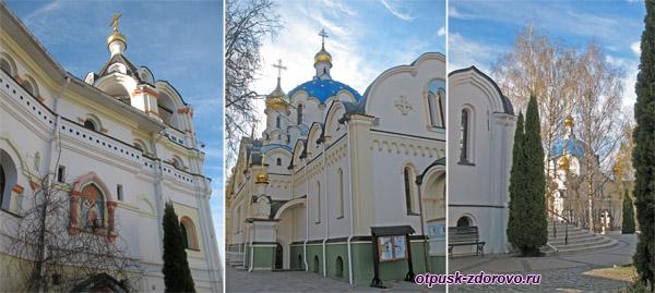 Свято-Елисаветинский монастырь, Минск , Беларусь