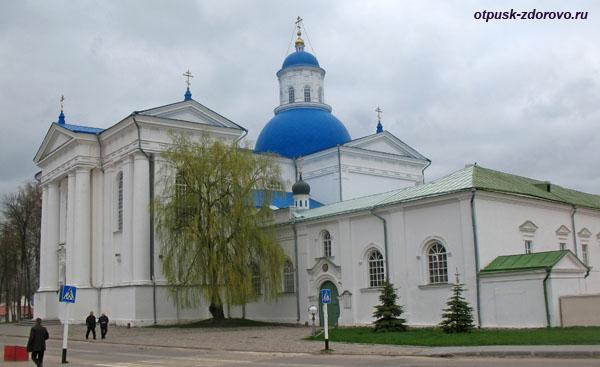 Свято-Успенский Жировичский монастырь, Жировичи, Беларусь