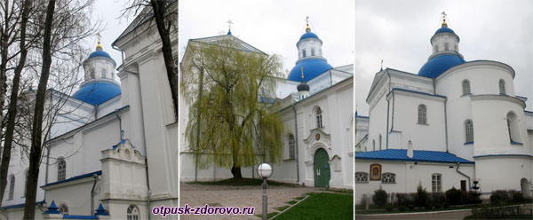 Свято-Успенский собор, Жировичский монастырь, Жировичи, Беларусь