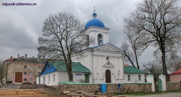 Колокольня, Свято-Успенский Жировичский монастырь, Жировичи, Беларусь