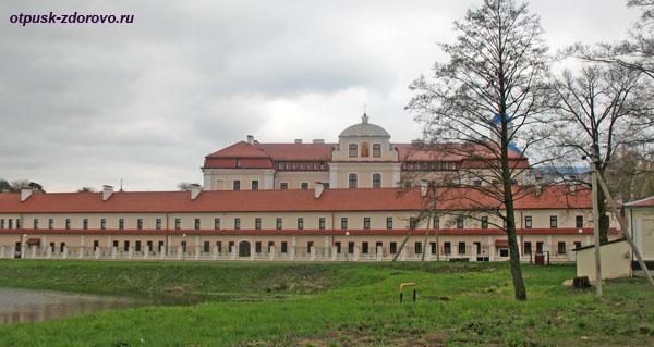 Минская Семинария на территории Свято-Успенского Жировичского монастыря, Жировичи, Беларусь