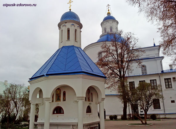 Водосвятная часовня, Свято-Успенский Жировичский монастырь, Жировичи, Беларусь