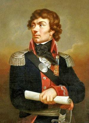 Тадеуш Костюшко, краткая биография