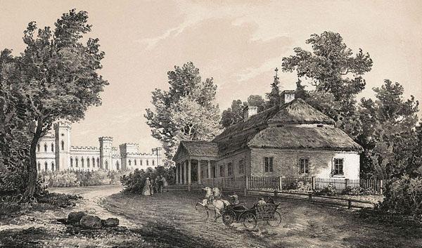 Тадеуш Костюшко, дом-усадьба, 1875 год