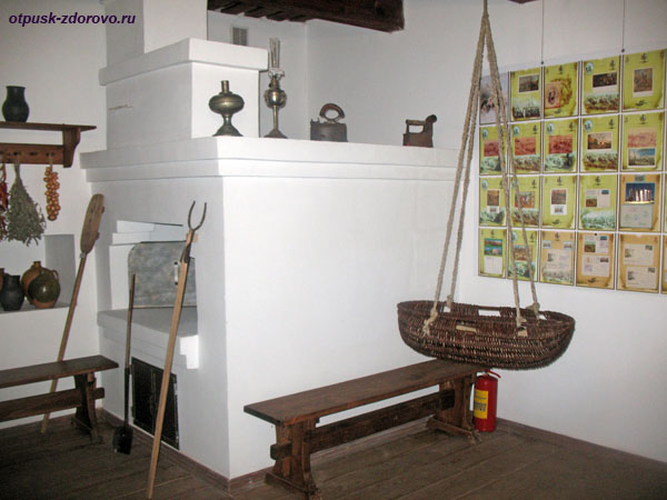 Тадеуш Костюшко, внутренний интерьер дома, Музей-Усадьба в Коссово, Беларусь
