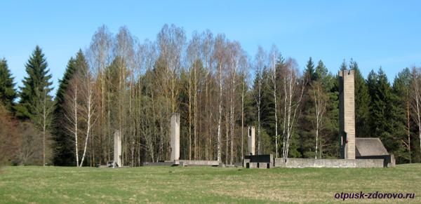 Колокола Мемориального комплекса Хатынь, Беларусь