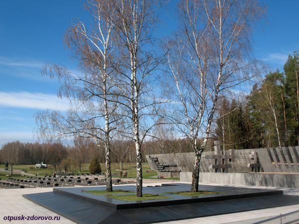 Березы. Мемориальный комплекс Хатынь, Беларусь