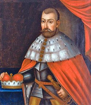 Князь Мартин  Николай Радзивилл