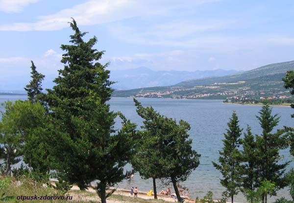 Каринское море (Karinsko More), Хорватия