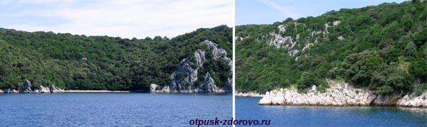 Лимский канал (фьорд), полуостров Истрия, Хорватия