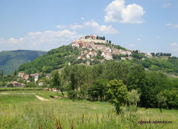 Мотовун, Хорватия