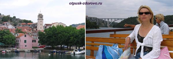 Национальный парк Крка. Корабль из Скрадина по реке Крка