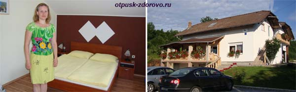 Грабовац, Хорватия, отель