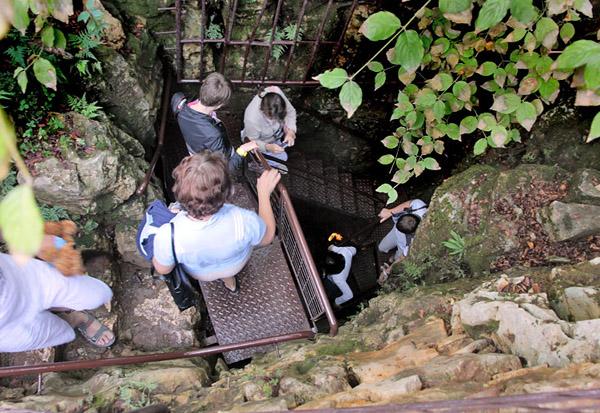 Баредине - самая красивая пещера Хорватии