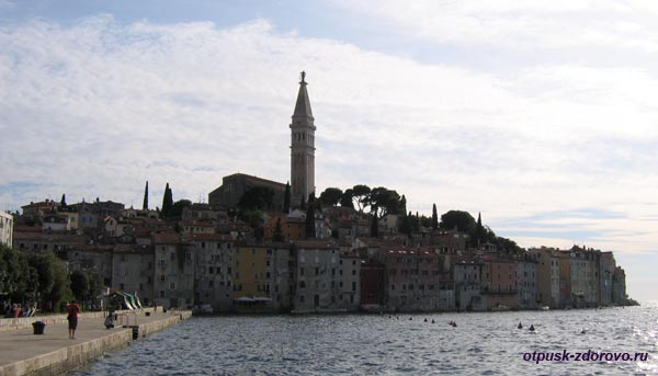 Ровинь, полуостров Истрия, Хорватия