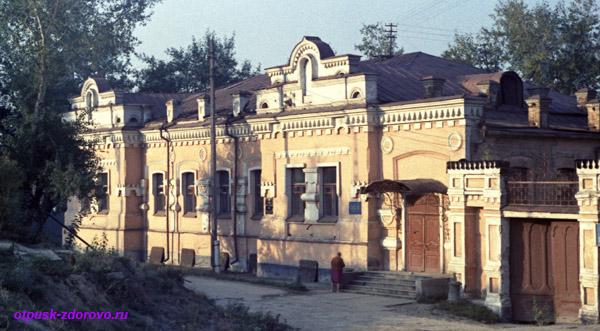 Дом Ипатьева в Екатеринбурге