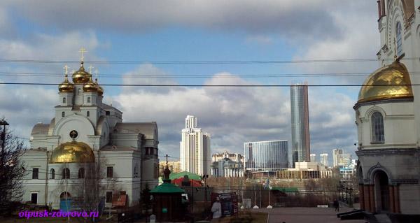 Екатеринбург, Патриаршее подворье