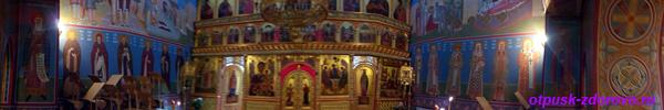 Екатеринбург, Патриаршее подворье, церковь св. Николая