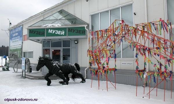 Музей Мусора в Калужской области