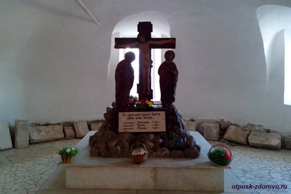 Пафнутьевский монастырь в Боровске, Митрофановский храм