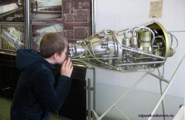 Планетарий в Калуге или про музей Космонавтики
