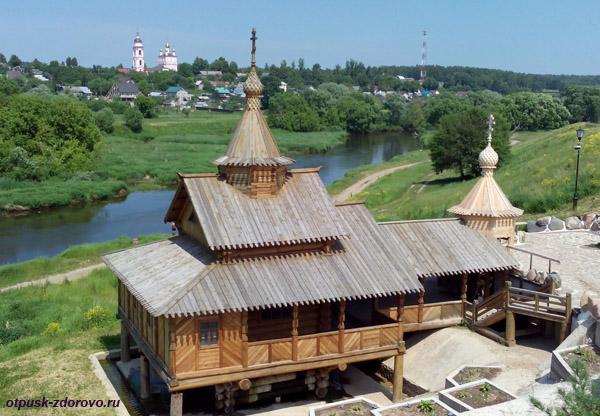 Источник Покрова Богородицы, Боровск