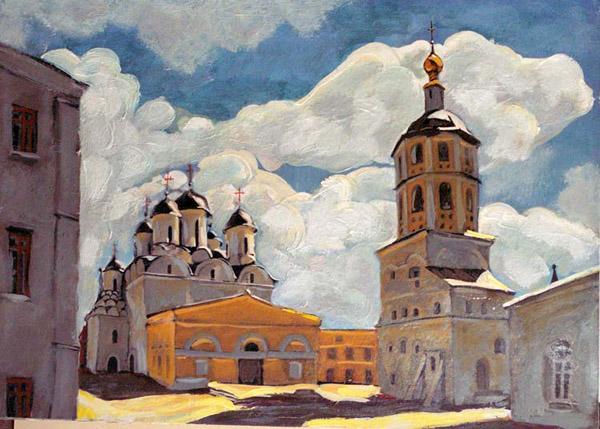 Монастырь святого преподобного Пафнутия, Боровского чудотворца