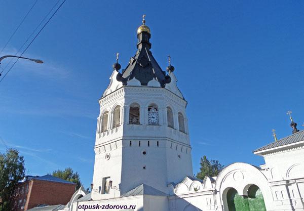 Колокольня Богоявленско-Анастасиина монастыря, Кострома