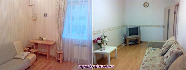 Квартира посуточно в Костроме