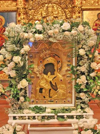 Чудотворная Феодоровская икона Богородицы