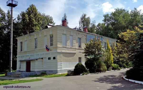 Усадьба Следово, Костромская область