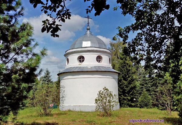Храм Всех Святых, Следово, Костромская область