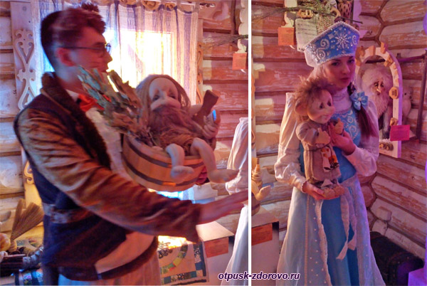 Коллекция кукол, Терем Снегурочки, Кострома