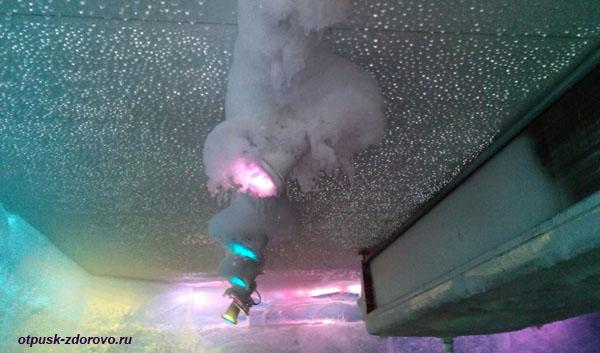 В Ледяной комнате, Терем Снегурочки, Кострома